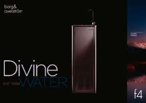 thumbnail of F4 Borg & Overstrom Product Brochure (Divine Water)